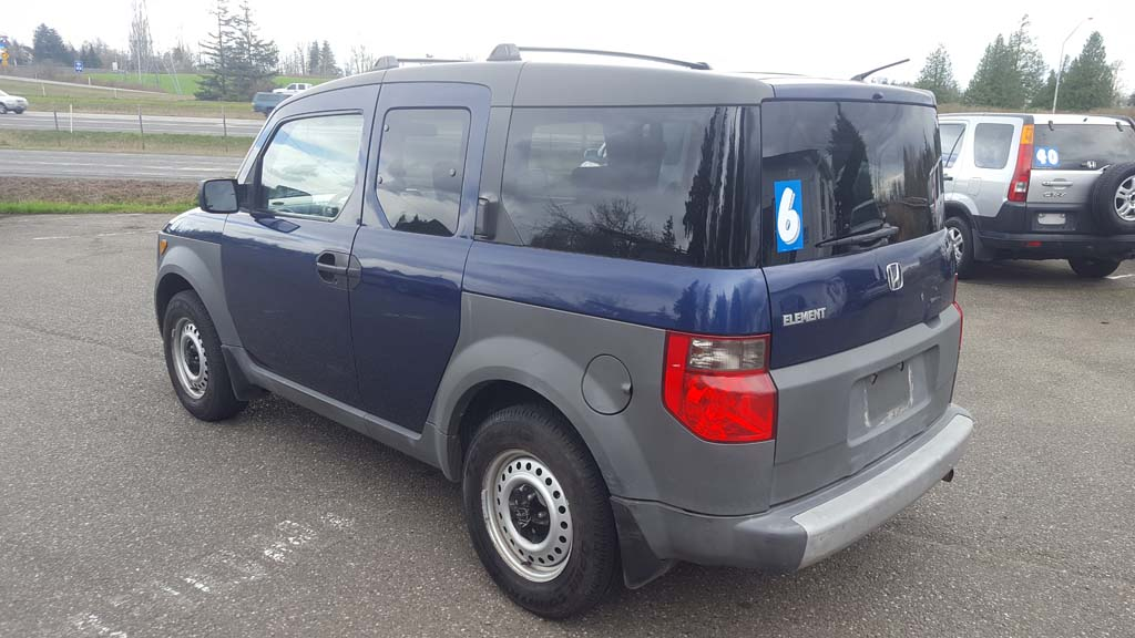2003 Honda Element DX AWD