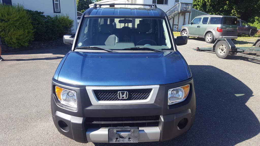 Honda Element Ex Awd Zen Motors