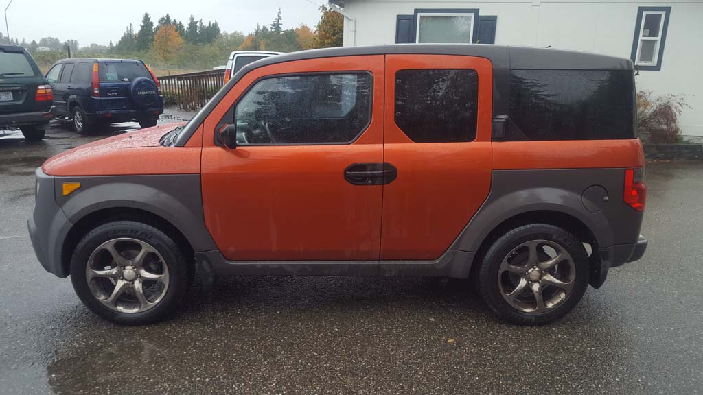Honda Element Ex Awd Zen Motors