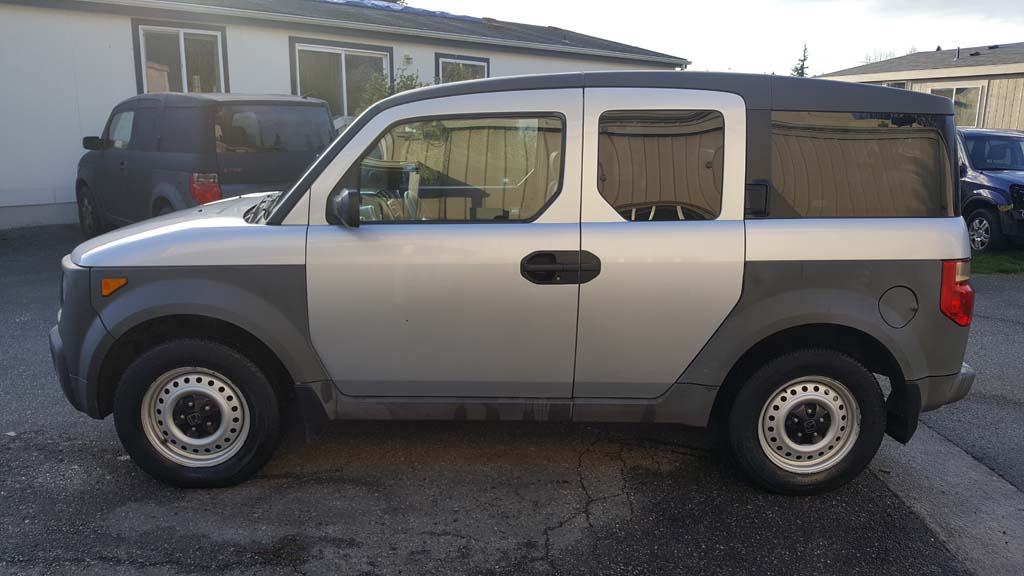 2003 Honda Element DX FWD